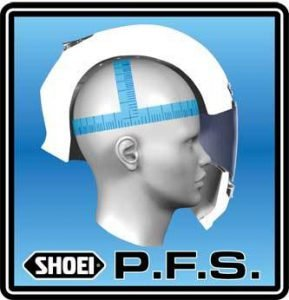 Shoei Personal Fitting