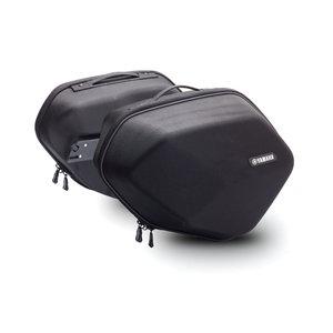 Yamaha Zachte zijkoffers van ABS
